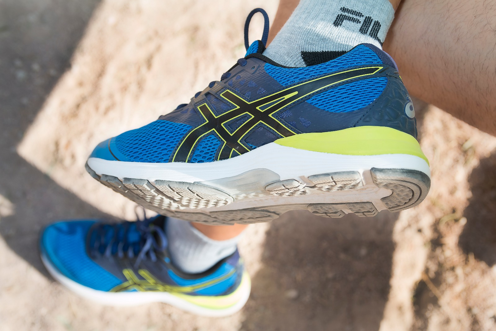 Review Asics Gel Puse 9 Sprinter